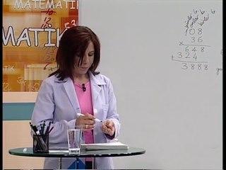Sayılar, Doğal Sayılarla Çarpma İşlemi - İlköğretim 5. Sınıf Matematik