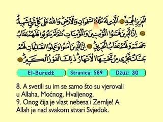 93. El Burudz 1-22 -  Kur'an-i Kerim