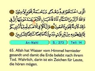 20. An Nahl - Der Heilege Kur'an