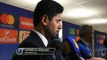 """Groupe A - Al-Khelaifi : """"On devait gagner 4-1 minimum"""""""