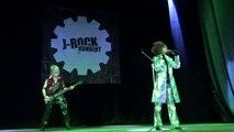 5. Reita и Ruki[The  Gazette] - AkiRei,Frankenponch[Ковров,Прага]
