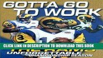 [PDF] Gotta Go To Work:The Rams Popular Colection