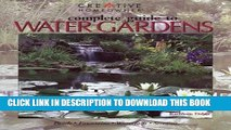 [PDF] Complete Guide to Water Gardens: Ponds, Fountains, Waterfalls, Streams Popular Online