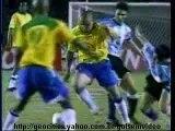 Ronaldo Drible Brasil - Argentina