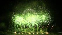 天地人花火 2016長岡花火 野村花火工業(8月3日) Nagaoka Fireworks 2016. Tenchijin.