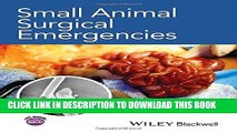 Collection Book Small Animal Surgical Emergencies