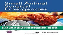 New Book Small Animal Surgical Emergencies