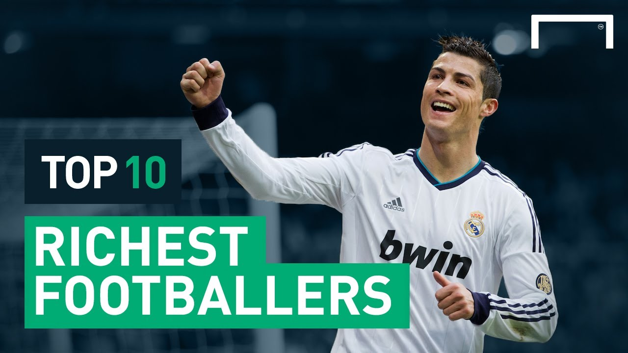 Top 10 Richest Footballers in the World 2016.