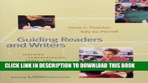 [PDF] Guiding Readers and Writers (Grades 3-6): Teaching, Comprehension, Genre, and Content