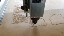 1325 CNC Router working