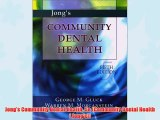 [PDF] Jong's Community Dental Health 5e (Community Dental Health ( Jong's)) Popular Online