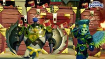 Skylanders Imaginators - Maître Gims, la voix de King Pen