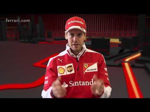 Gran Premio di Singapore 2016 - Sebastian Vettel