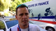 Championnat d'Europe - Julien Thollet présente Alexys Brunel et Clément Davy