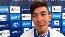 """Championnat d'Europe - Alexys Brunel : """"Le plus beau chrono"""""""