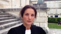 Meurtre de Burie aux assises de Saintes: l'interview d'Anne Glaudet, avocate de la compagne de la victime
