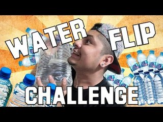 EL RETO DE LA BOTELLA - WATER BOTTLE FLIP CHALLENGE