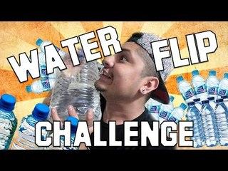 EL RETO DE LA BOTELLA - WATER BOTTLE FLIP CHALLENGE