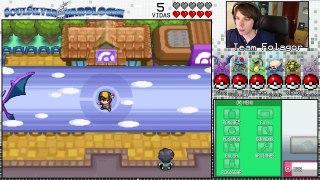 Pokemon Plata Hardlocke Ep 50 EL MEJOR CAPITULO DE LA SERIE
