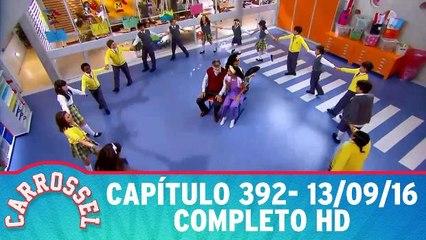 Capítulo 392 - 13.09.16 - Capítulo Final - Completo HD
