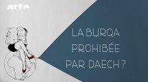 La burqa prohibée par Daech ? - DESINTOX - 14/09/2016