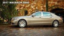 2017 Mercedes Maybach S600 - 2017 New Best Luxury Car