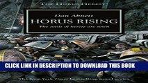 [PDF] Horus Rising (The Horus Heresy) [Full Ebook]