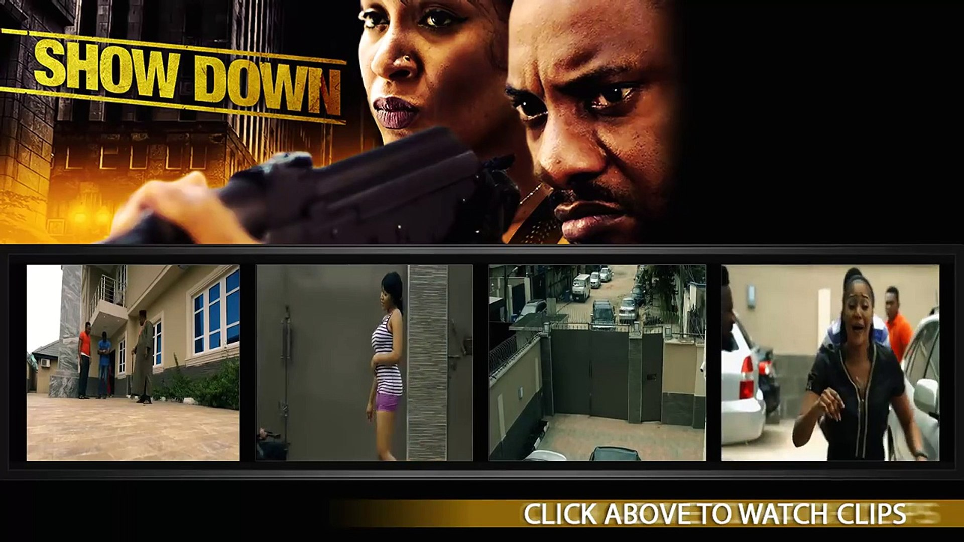 Show Down [Official Trailer] Latest 2016 Nigerian Nollywood Drama Movie