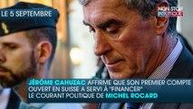Jérôme Cahuzac : de Michel Rocard à François Hollande, revue de tacles de l'ancien ministre du Budget