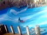 Wild Wadi Dubai SURFING PRO! STUNT !