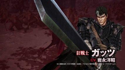 Berserk and The Band of The Hawk : Berserker Guts gameplay