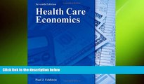 different   Health Care Economics (DELMAR SERIES IN HEALTH SERVICES ADMINISTRATION)