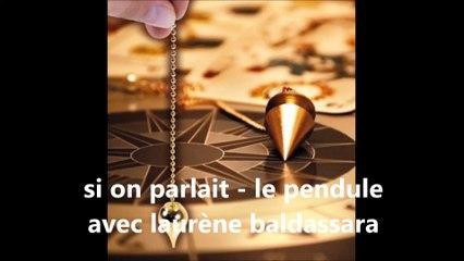 Initiation au pendule avec laurène baldassara, chroniqueuse spirituelle