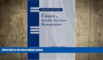 behold  Cases in Health Services Management