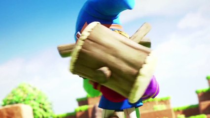 What is Dragon Quest Builders - Trailer de Dragon Quest Builders