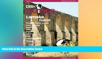 READ book  Larnaca, Cyprus City Travel Guide 2013: Attractions, Restaurants, and More... (DBH