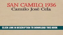 [PDF] San Camilo, 1936: The Eve, Feast, and Octave of St. Camillus of the Year 1936 in Madrid Full
