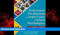 Online eBook Professional Development and Supervision of School Psychologists: From Intern to Expert