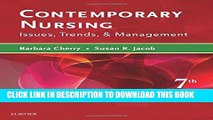 [PDF] Contemporary Nursing: Issues, Trends,   Management, 7e Popular Colection