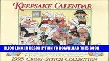 [Read PDF] Keepsake Calendar, 1993 Cross-Stitch Collection (Keepsake Calendar, 1993) Ebook Online
