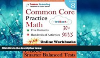 Enjoyed Read Common Core Practice - Grade 8 Math: Workbooks to Prepare for the PARCC or Smarter