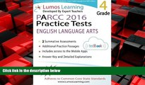 Online eBook Common Core Assessments and Online Workbooks: Grade 4 Language Arts and Literacy,
