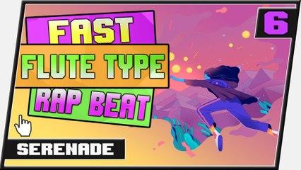 [ FREE ] Fast Flute Type Rap Trap Beat Instrumental || Serenade