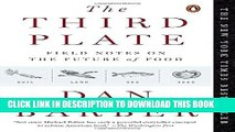 [PDF] The Third Plate: Field Notes on the Future of Food Full Online