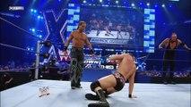 WWE Smackdown 10/02/2009 - D-Generation X & John Cena & The Undertaker v.s The Legacy & CM Punk - 8-Man Tag Team Match