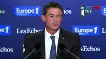 Manuel Valls ne croit plus en la victoire de François Hollande à l'élection présidentielle de 2017