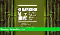 Must Have PDF  Strangers At Home: Vietnam Veterans Since The War (Brunner/Mazel Pyschosocial