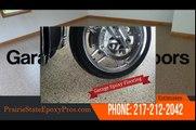 epoxy floor coating Springfield IL