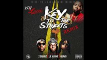 YFN Lucci 'Key To The Streets (Remix)' Feat. Lil Wayne, 2 Chainz & Quavo (WSHH Exclusive - Audio)
