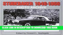 [PDF] Studebaker 1946-1958 Photo Archive (Photo Archives) Full Online